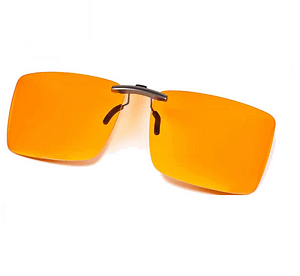 Blue Blocking Glasses Clip-on