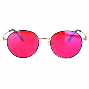 Blue Blocking Night-time Glasses – Round