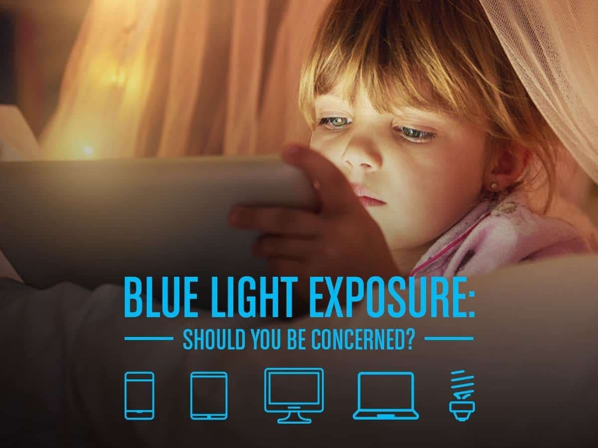 What is blue light? Is it harmful?