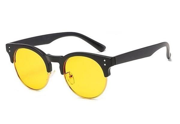 Blue Blocking Eyeglasses Retro
